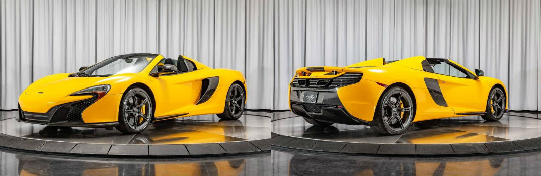 2016 McLaren 650 S For Sale North Miami Beach FL