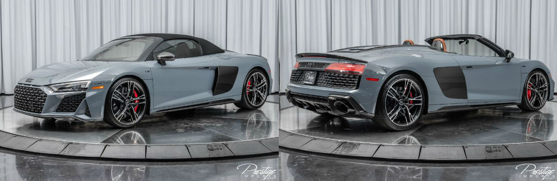 2020 Audi R8 Spyder V10 Performance For Sale North Miami Beach FL