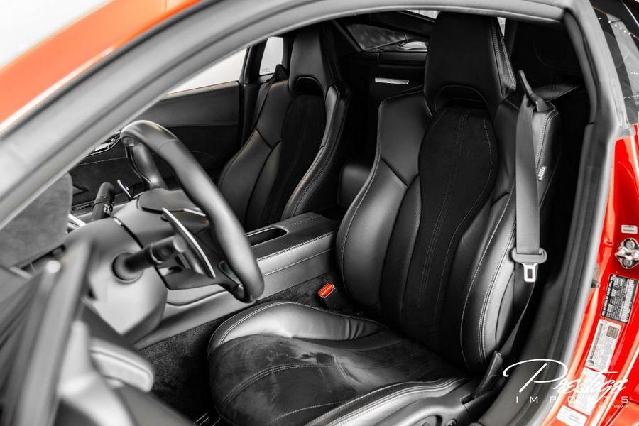 2018 Acura NSX Interior Cabin Seating