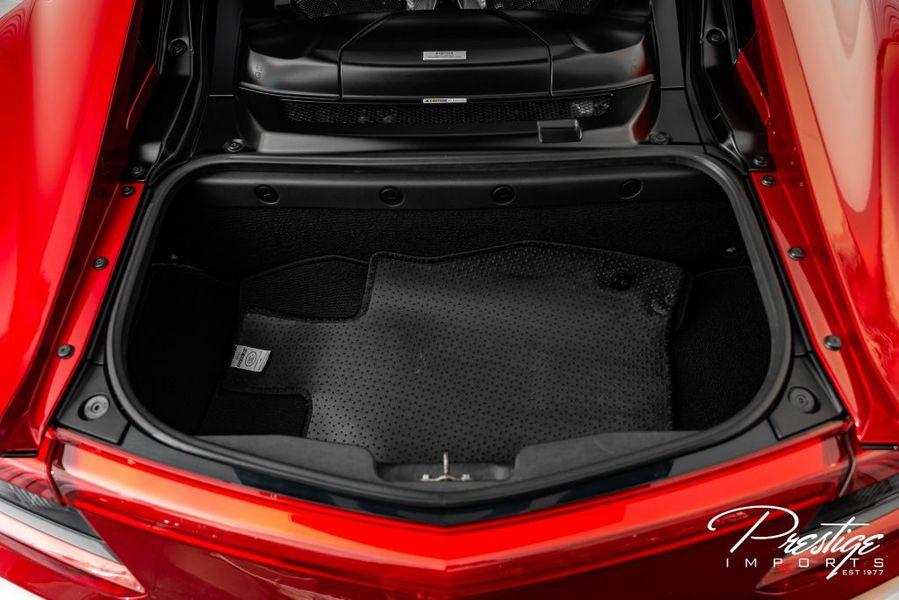 2018 Acura NSX Interior Trunk Space
