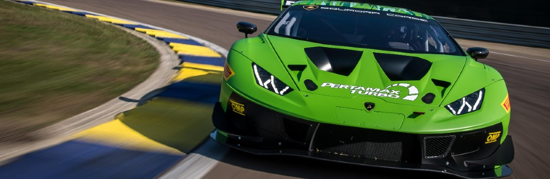 Get a Closer Look Inside the World of Motorsports with Lamborghini Squadra Corse