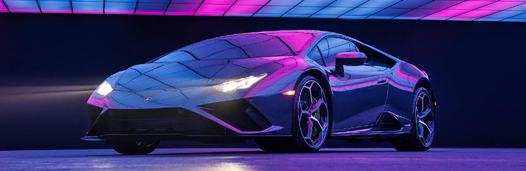 Check out what Lamborghini & Lady Gaga are Teaming Up On