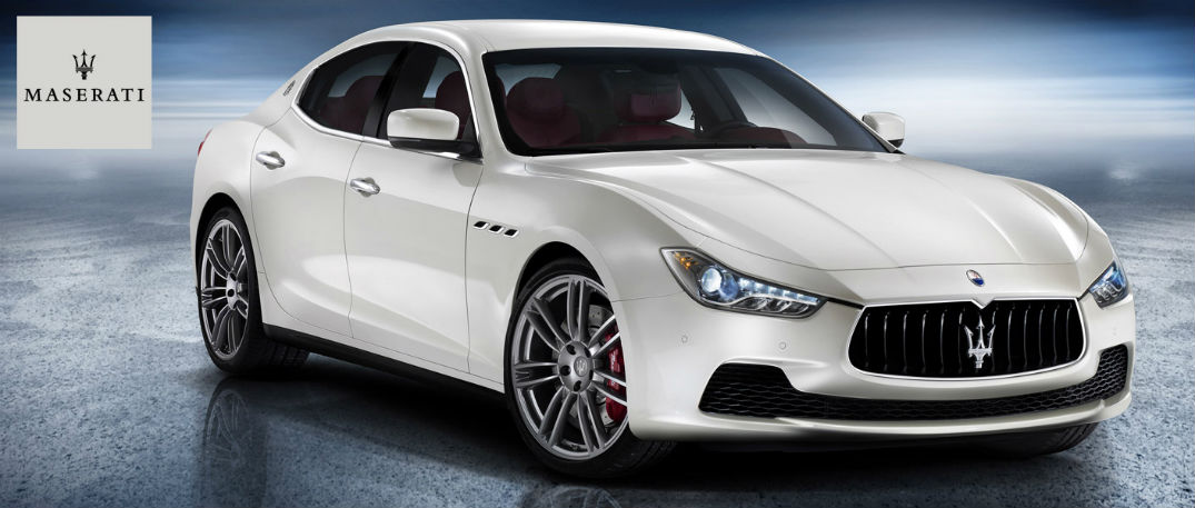 Maserati options and features
