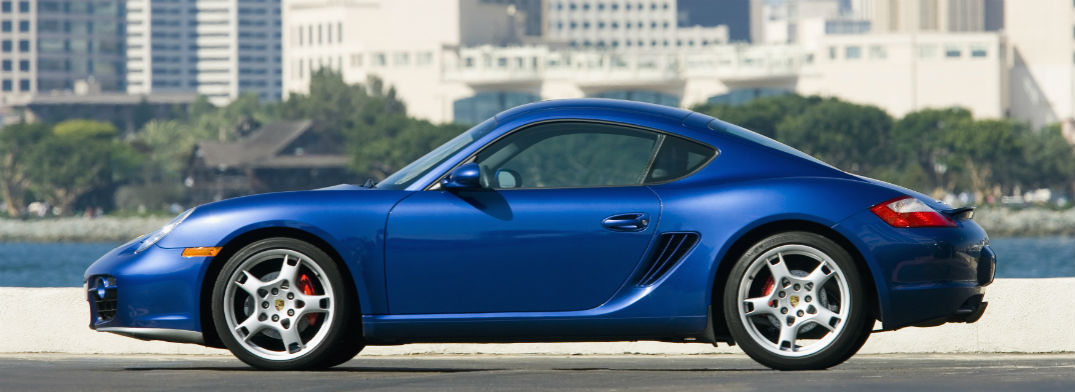 Porsche Cayman S delivers agile performance and extreme power at an affordable price