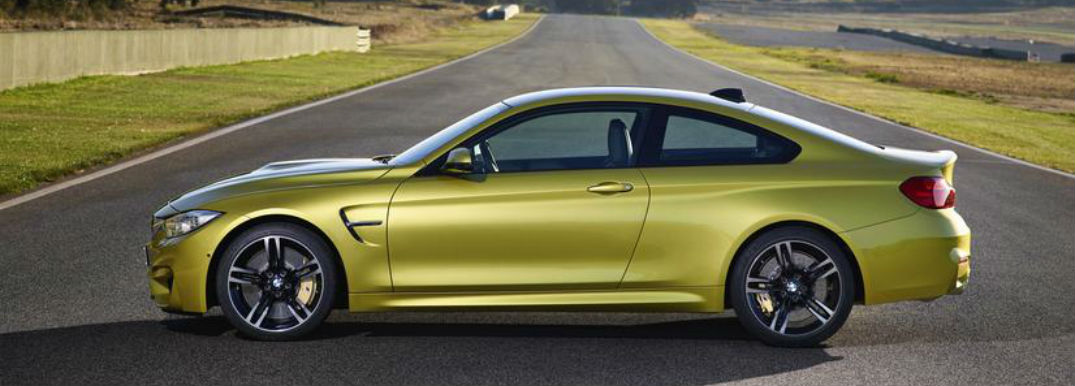 Street and track-capable performance offered in BMW M3
