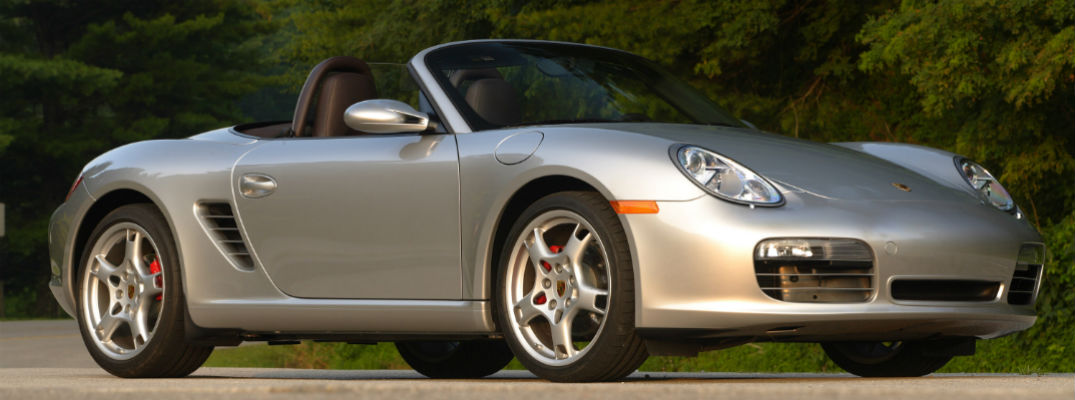 Used Porsche Boxster S Performance and Engine Specs