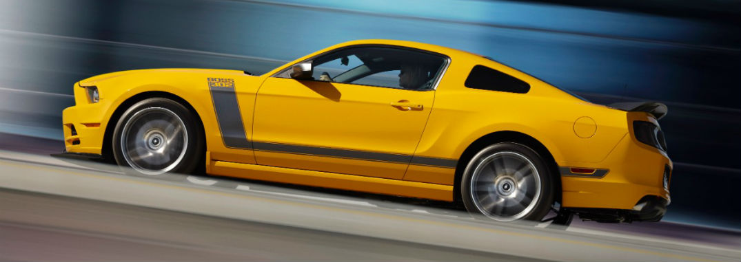 Used Ford Mustang Boss 302 in Charleston SC