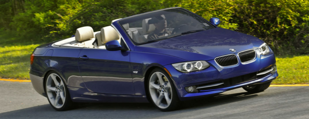 Drivers find top-down fun behind the wheel with a BMW 3 Series convertible in Charleston, SC