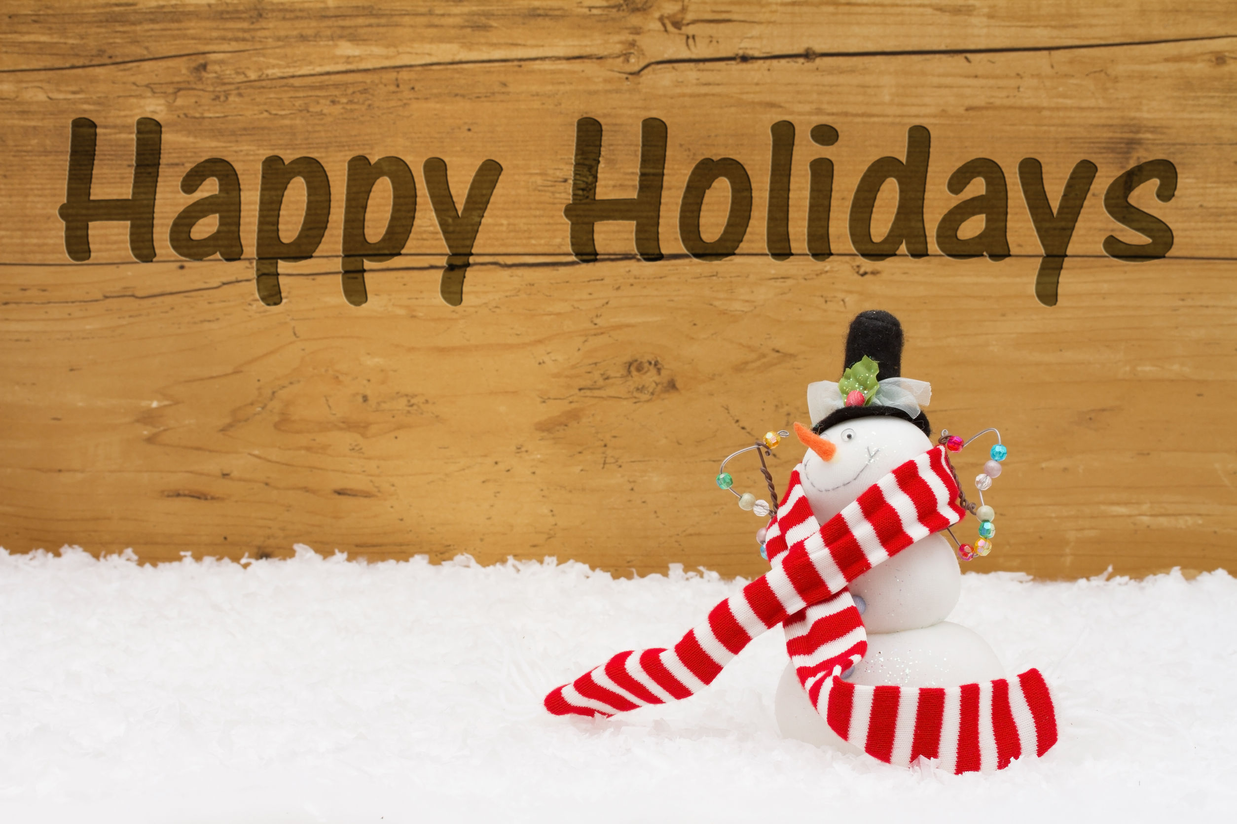 The Team at Cox Toyota Wishes You Happy Holidays