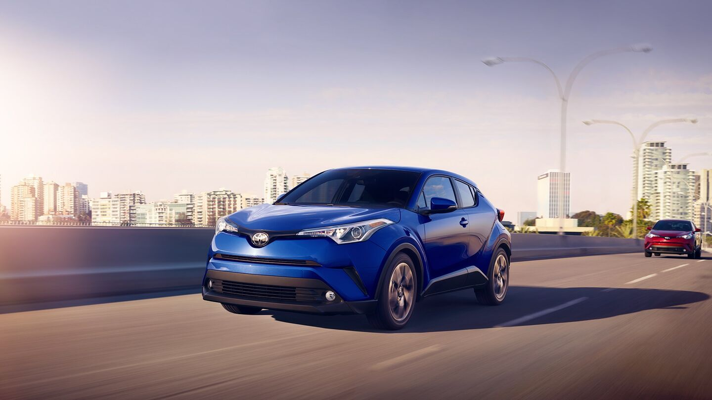 The Bold 2018 C-HR: Test Driving Toyota's Newest Crossover