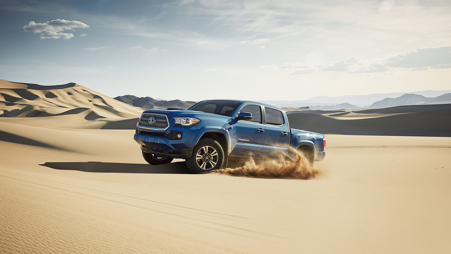 Which Toyota Truck is Right for Me? 2017 Tundra vs. 2017 Tacoma