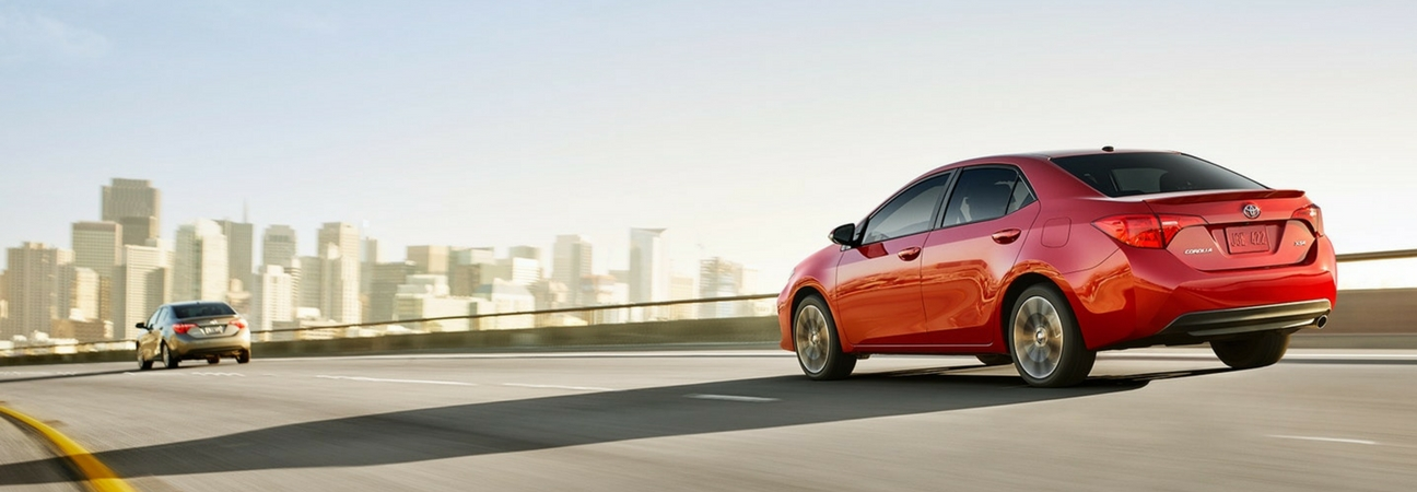 Save Big With the 2018 Toyota Corolla's Fuel Efficiency