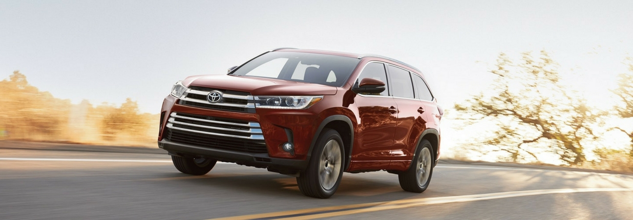 Go Further With the 2018 Toyota Highlander Hybrid