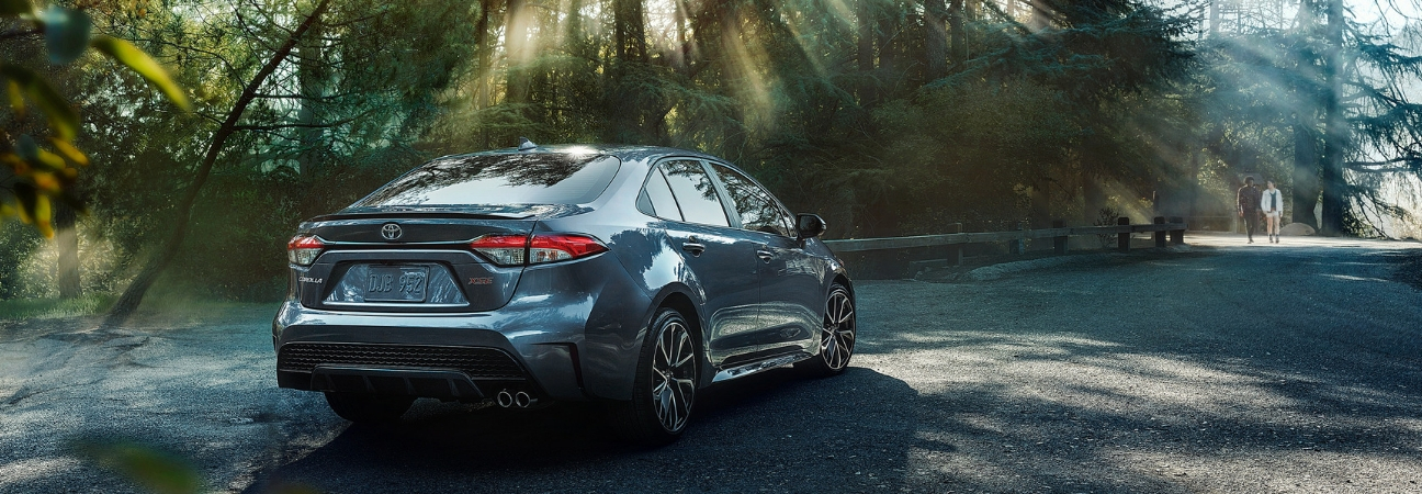 Take Your First Look at the 2020 Toyota Corolla