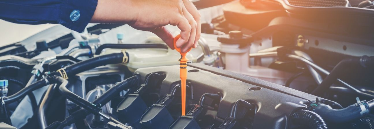 Does Your Toyota Need an Oil Change?