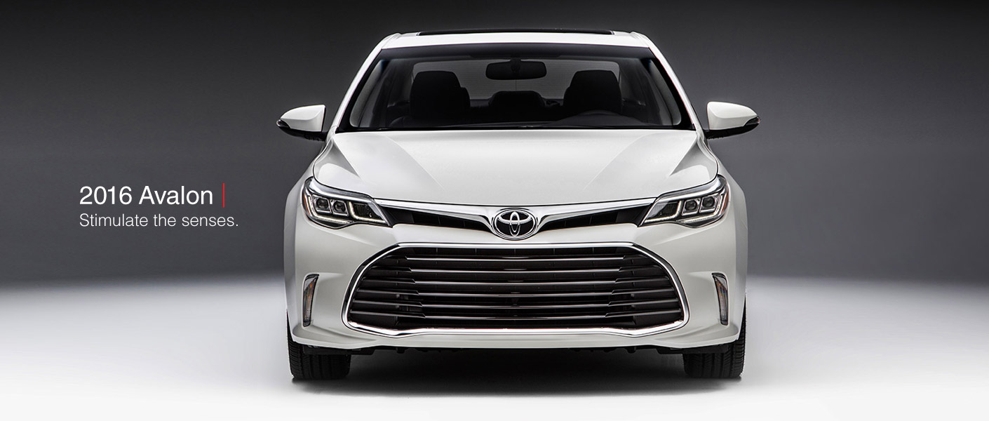 2016 Toyota Avalon Trim Levels