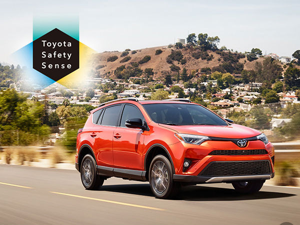 rav4 toyota safety sense arlington toyota. Black Bedroom Furniture Sets. Home Design Ideas