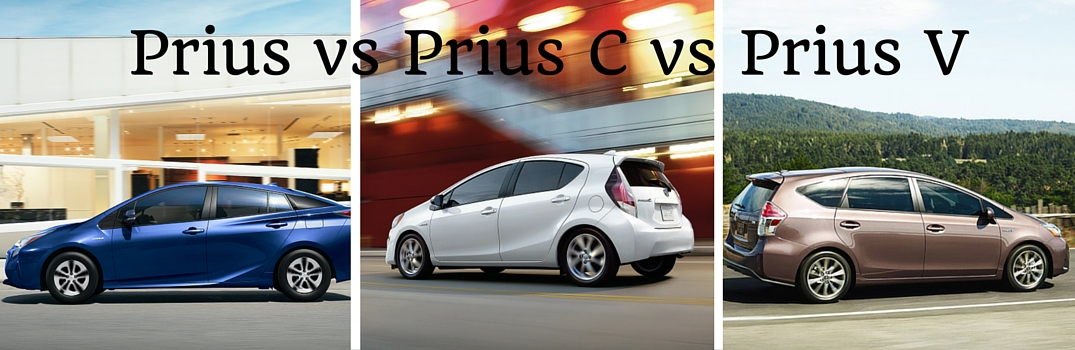 what is the difference between the prius prius c and prius v. Black Bedroom Furniture Sets. Home Design Ideas