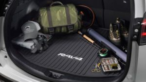 What Accessories are Available for the 2016 Toyota RAV4