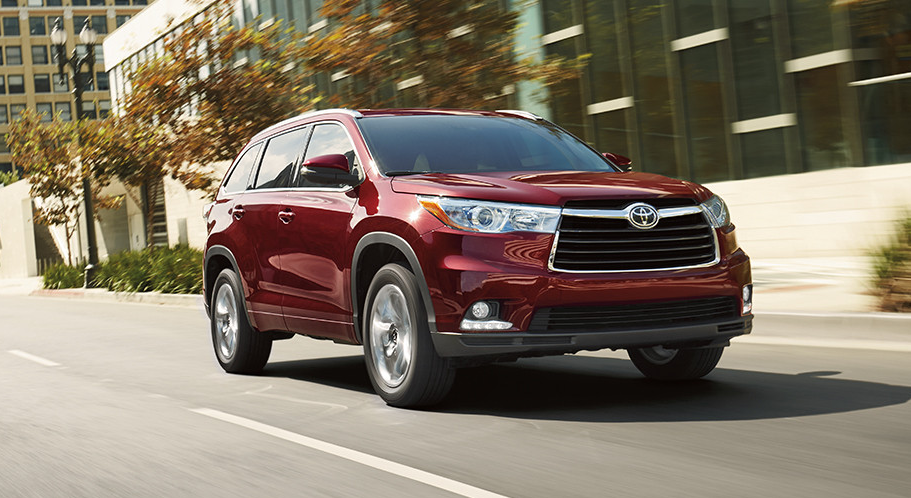 2016 toyota highlander hybrid the suv for you and your family arlington toyota. Black Bedroom Furniture Sets. Home Design Ideas