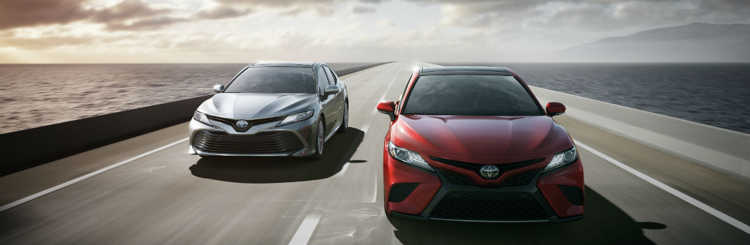 When will 2018 camry be available