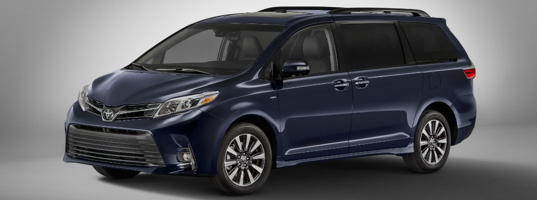 When Will The 2018 Toyota Sienna Be Available