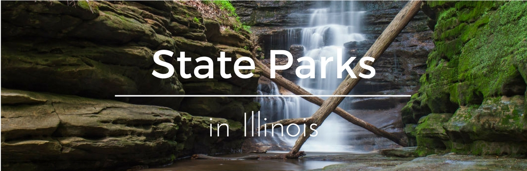 ... State Parks In Illinois Waterfall Forest Hiking Trails