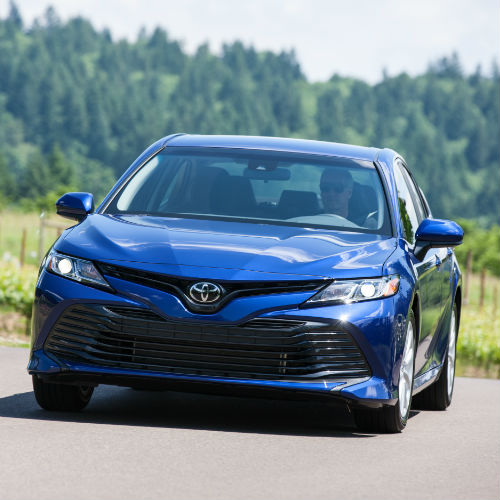 2018 toyota camry engine options and fuel economy. Black Bedroom Furniture Sets. Home Design Ideas