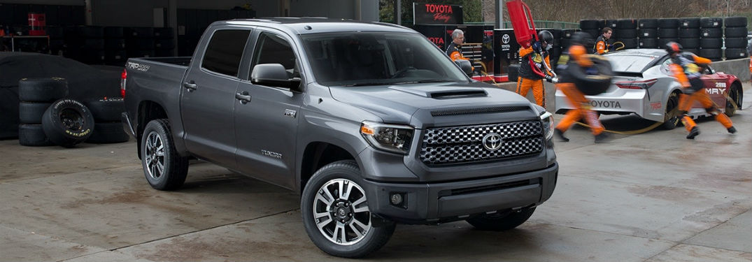Official Release Date for the 2018 Toyota Tundra