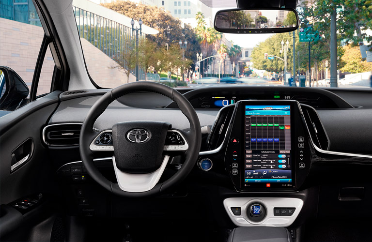What Is Toyota S Head Up Display
