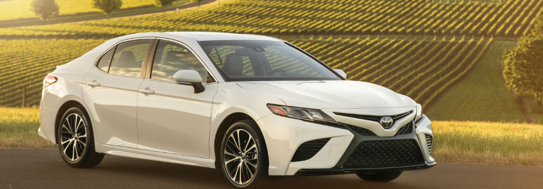 2018 Camry Price >> 2018 Toyota Camry Price And Trim Levels