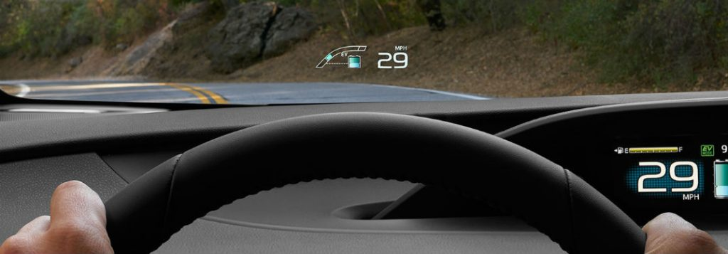 2017 Toyota Corolla Mpg >> What is Toyota's Head-Up Display?