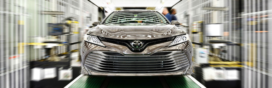 What does Toyota New Global Architecture mean_o