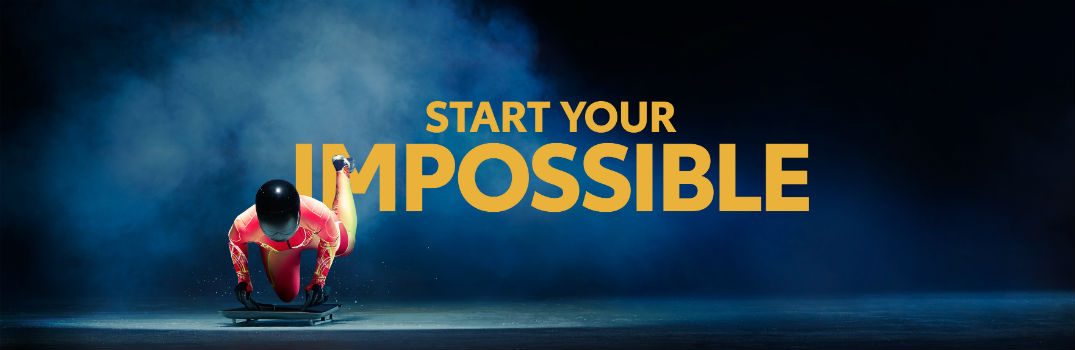 What is the Start Your Impossible Campaign_o