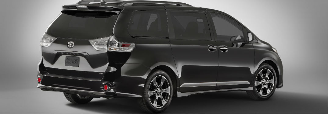 Superior ... 2018 Toyota Sienna Exterior Rear Passenger Side Profile