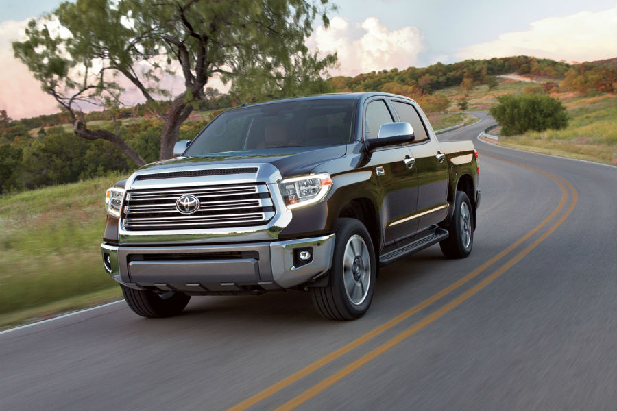 2018 Toyota Tundra Pickup Truck Packages & Trim Levels