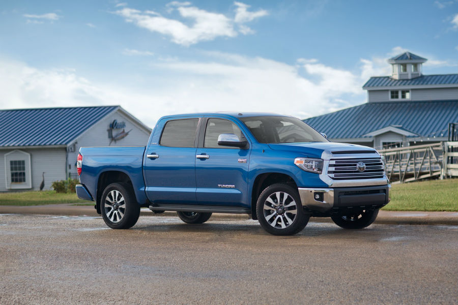 2018 Toyota Tundra Pickup Truck Packages Amp Trim Levels