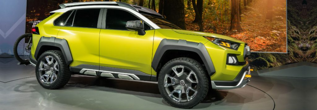 2017 Toyota Ft Ac Concept Suv Specs Amp Features