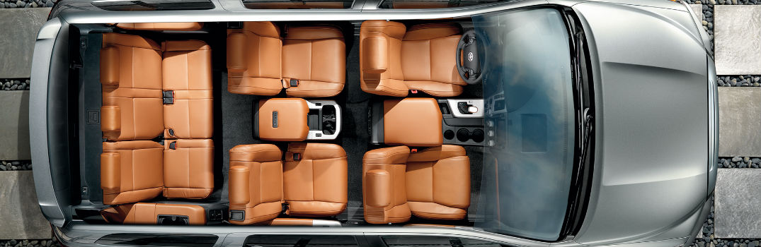 toyota sequoia interior cubic feet. Black Bedroom Furniture Sets. Home Design Ideas