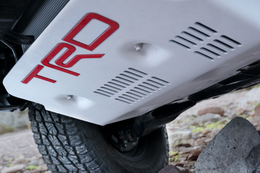 What S New In The 2019 Toyota 4runner Trd Pro