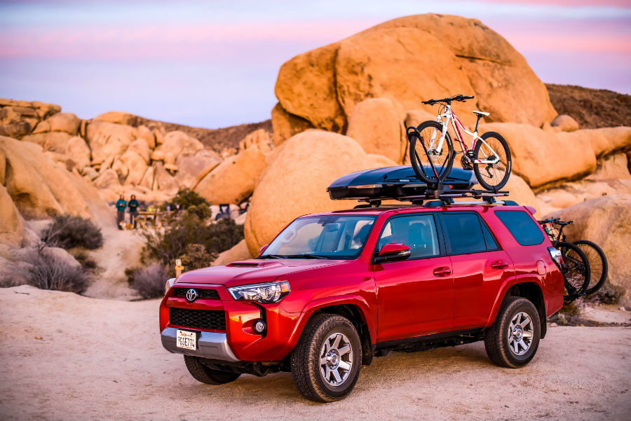 Toyota to carry official yakima accessories in dealerships for Toyota motor company profile