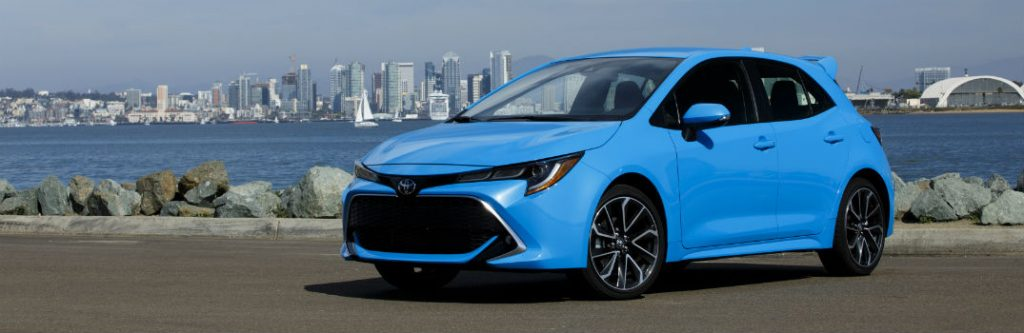 New 2019 Toyota Corolla Hatchback Specs & Features