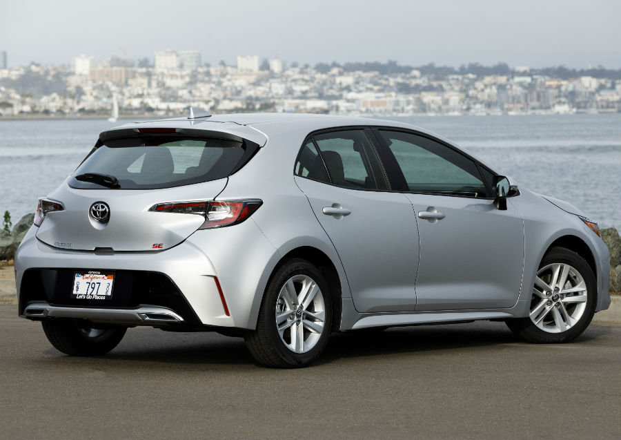 new 2019 toyota corolla hatchback specs features. Black Bedroom Furniture Sets. Home Design Ideas