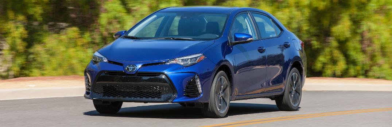 2019 Toyota Corolla Traditional Sedan Release Date