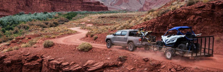 Toyota Tacoma Payload and Towing Capacity | Arlington Toyota