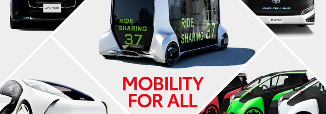 Toyota Will Bring Mobility To The 2020 Olympic Games In Tokyo