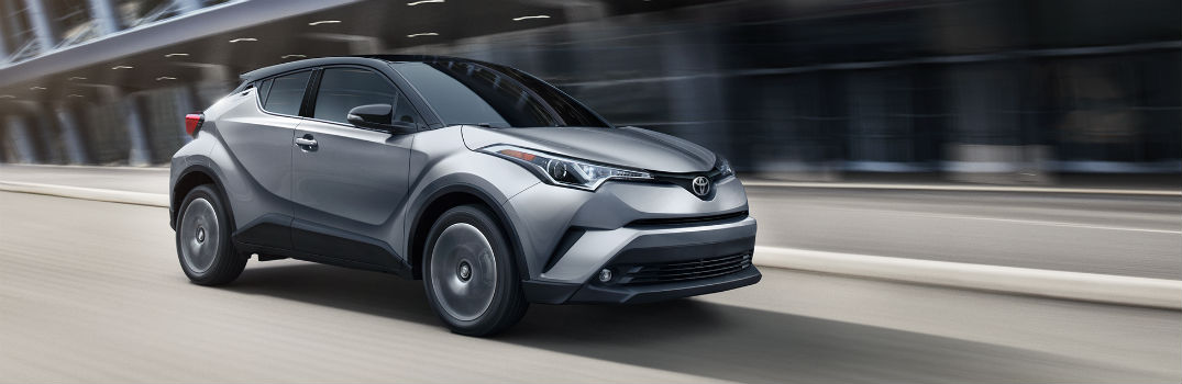 2019 Toyota C-HR Now Available at Arlington Toyota!