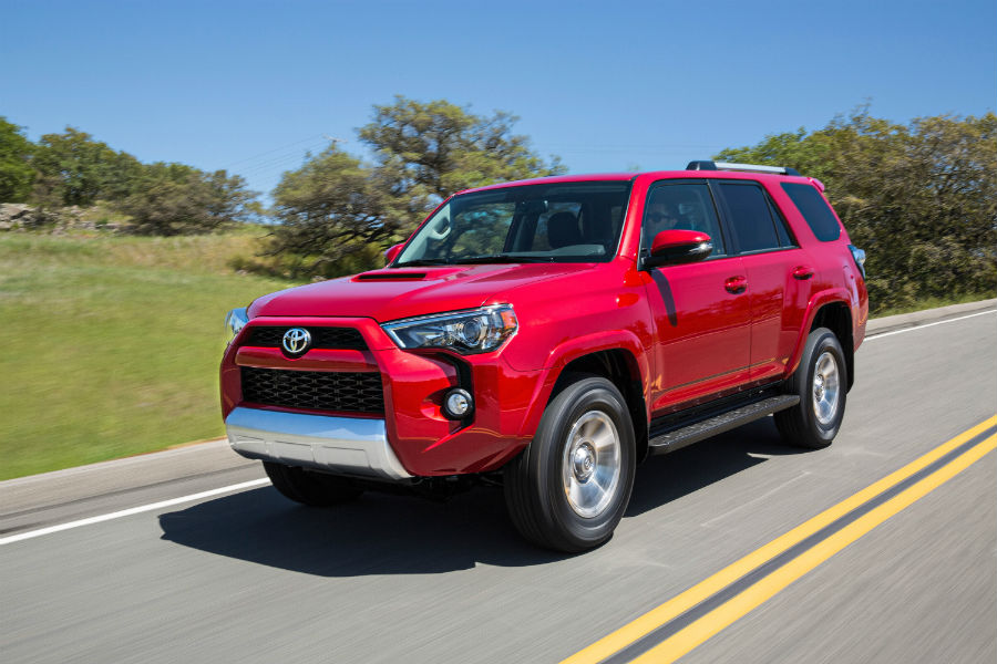 how much can the 2018 toyota highlander 4runner tow arlington toyota. Black Bedroom Furniture Sets. Home Design Ideas