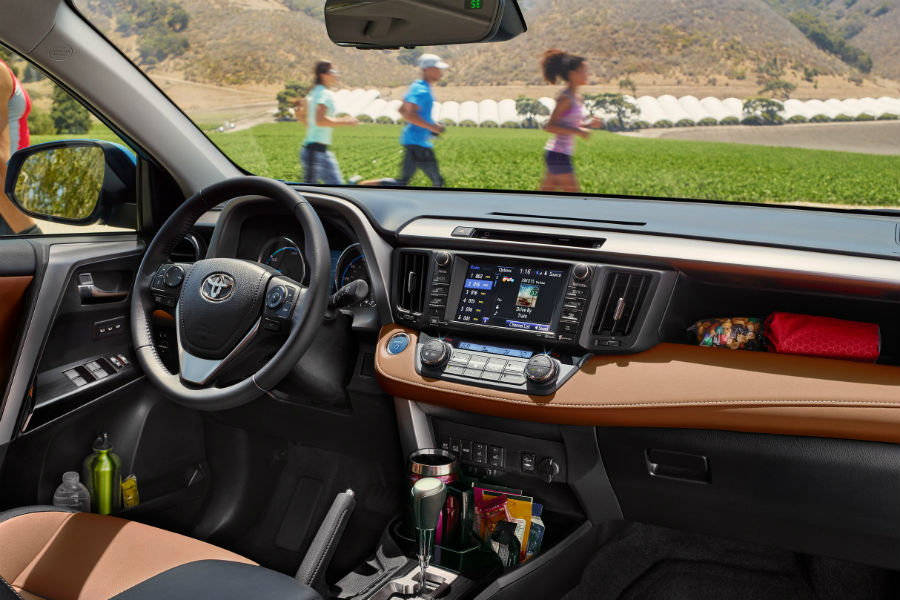 2019 Toyota Rav4 Trim Levels Fuel Economy Ratings Arlington Toyota
