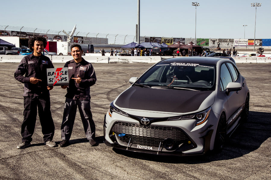 2019 Toyota Corolla Hatchback Inspired By Ae86 Gt S